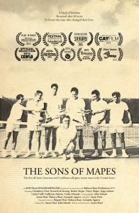 Sons of Mapes_11x17 poster
